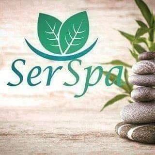 Logo de Ser Spa en casa