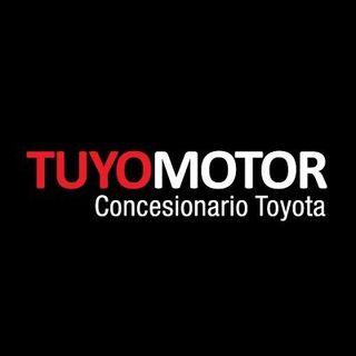Logo de Tuyomotor Toyota
