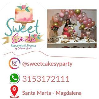Logo de Sweet Cakes & Party