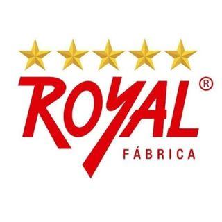 Logo de Fábrica Royal: Muebles