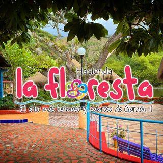Logo de La Floresta Garzón®