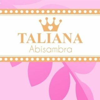 Logo de Taliana Abisambra