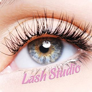 Logo de LASH STUDIO By Frank y Angy
