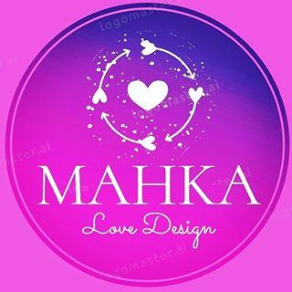 Logo de Mahka Love Design