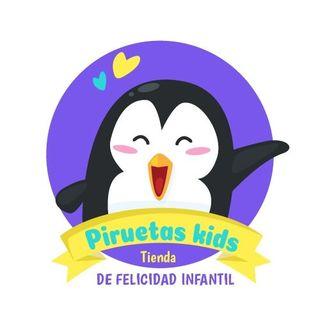 Logo de Piruetas kids