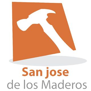 Logo de SANJO. Maderos & Arquitectura