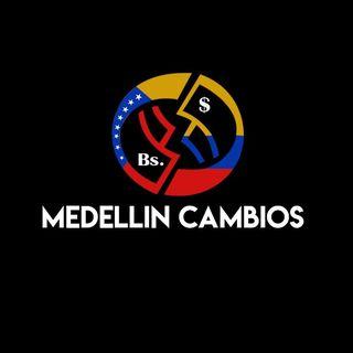 Logo de Medellin Cambios