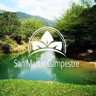 Logo de San Martín Campestre