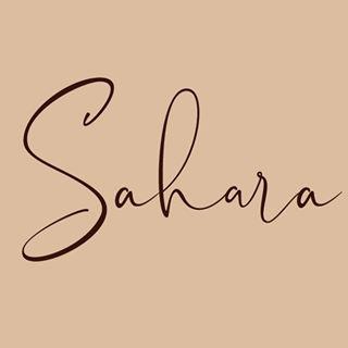 Logo de Sahara Academia de Belleza