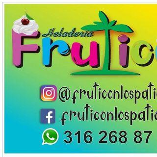 Logo de Fruticón Cholado,Waffles🍓💚