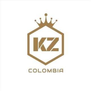 Logo de KZ Colombia 🎧