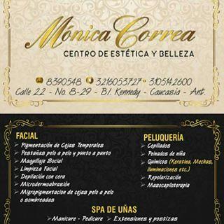 Logo de Mónica Correa Estética&Belleza