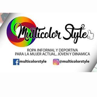Logo de Multicolor Style