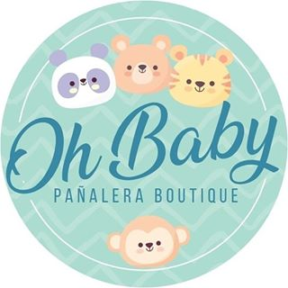 Logo de OH BABY PAÑALERA BOUTIQUE