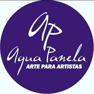 Logo de aguapanela trusa gimnasia