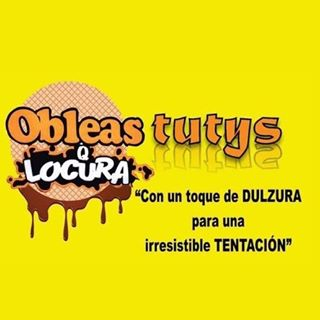 Logo de Obleas tutys q' locura