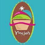 Logo de Majo's  Bakery