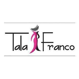 Logo de Tala Franco 👰🏻👸🏻👙💍