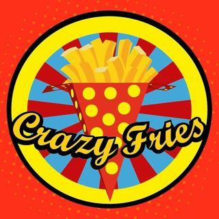Logo de Crazy Fries
