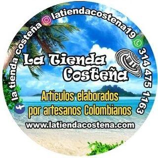 Logo de LaTiendaCosteña- A mano