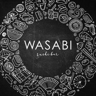 Logo de Wasabi sushi bar🔥