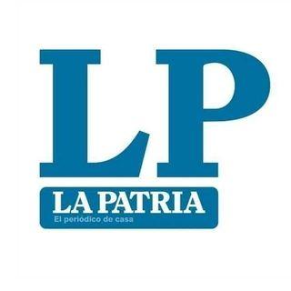 Logo de La Patria Manizales
