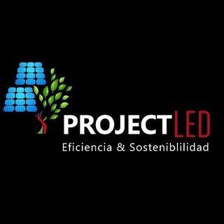 Logo de projectled S.A.S