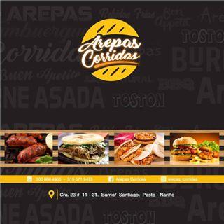 Logo de Arepas Corridas Pasto