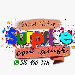 Logo de Surprise Virtual Shop