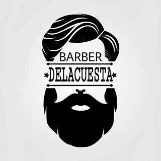 Logo de Delacuesta Barber Shop
