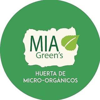 Logo de Mia Green's 🌱♻️