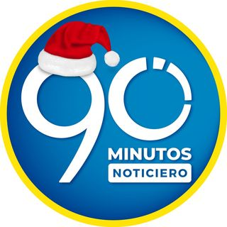 Logo de Noticiero 90 Minutos