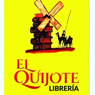 Logo de El Quijote Librería BGA