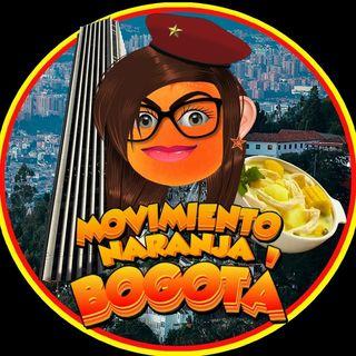 Logo de MOVI NARANJA BOGOTÁ