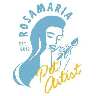 Logo de ROSAMARIA   PetArtist