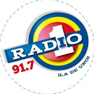 Logo de Radio Uno Cúcuta ®