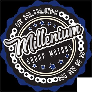 Logo de Motos Millenium