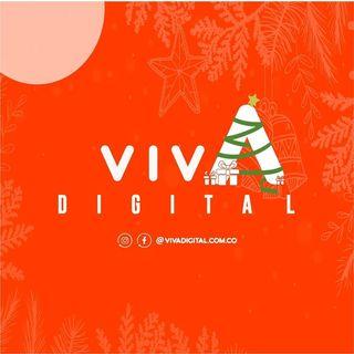 Logo de VIVA Digital | C.C. Monterrey