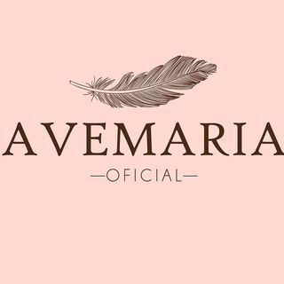 Logo de AVE MARIA▪︎OFICIAL🌸