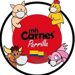 Logo de Mis Carnes Parrilla