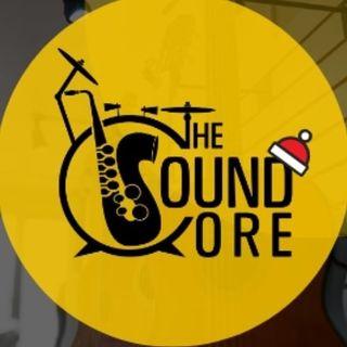 Logo de The Sound Core 🎸✨