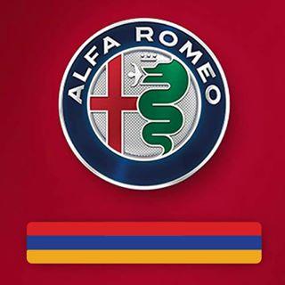Logo de Alfa Romeo Armenia