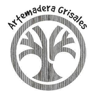 Logo de Arte Madera Grisales