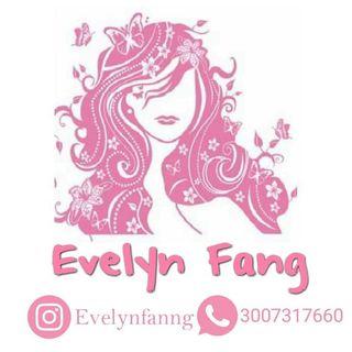 Logo de Evelyn Fang.