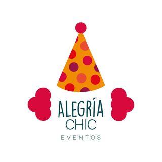 Logo de Alegria Chic eventos