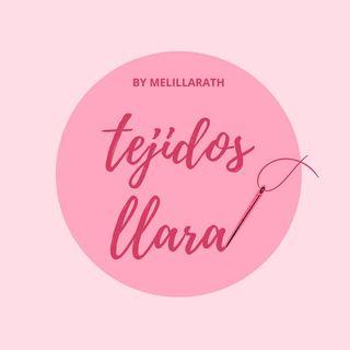 Logo de Tejidos Llara/ By Melillarath🌈