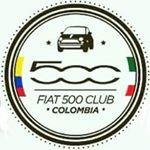 Logo de Fiat 500 Club Colombia
