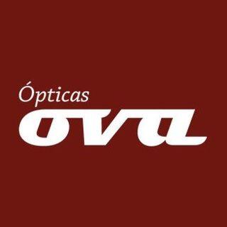 Logo de Opticas OVA