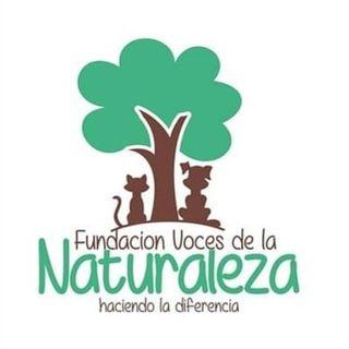 Logo de FundaVocesDeLaNaturaleza