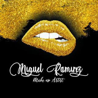 Logo de MIGUEL RAMIREZ MAKEUP ARTIST 👄